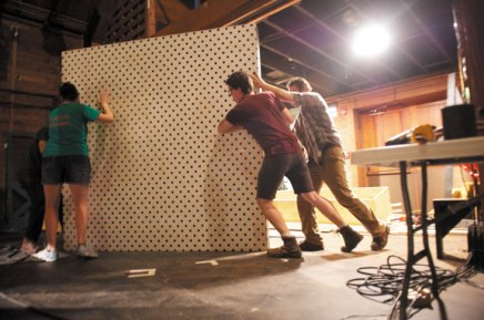 Production team breathes life into 'Fifty Ways'