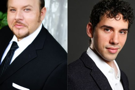 Opera's covers prepare for lead roles, just incase