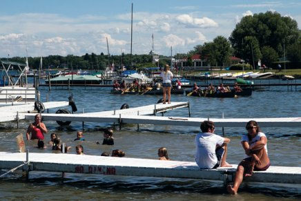 BTG Lake Walk looks at waterquality