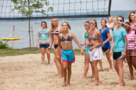 Photo story: Boys' and Girls' Club holds annual Water Olympics Thursday on thewaterfront