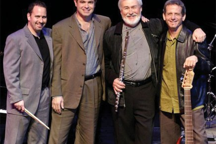 Jim Walker and Free Flight bring the classics, jazz and blues to theAmp