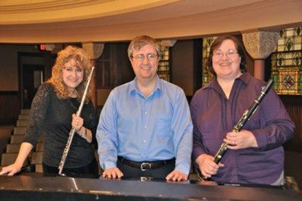 Touchstone Trio sounds out 'Day atChautauqua'