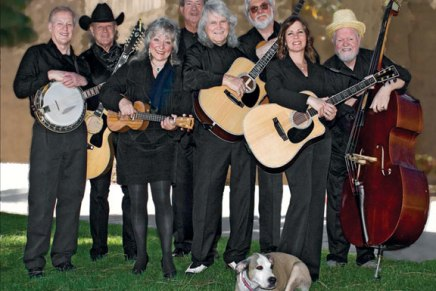 The New Christy Minstrels perform for presidential audience oncemore