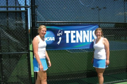 Raynor sisters keep Chautauqua tennis all in the family