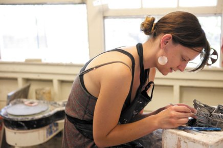 Open Studios night showcases art students' season of work