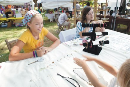 Second 'Art in the Park' event brings encore artists to Miller Park