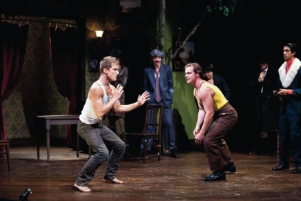 Savage's set transforms, mimicking tone, time of CTC's 'As You LikeIt'