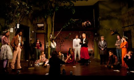 Conservatory actors bring past experiences to lead roles in CTC's 'As You Like It'