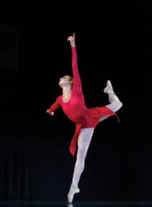 NCDT gives festival twist to staid classics