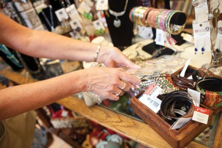 Bookstore offers special discount to support Ten Thousand Villages