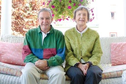 Braham Fund celebrates former Institution president, family's dedication toChautauqua