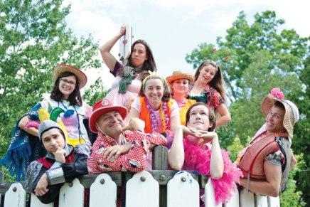'Blellow' collaboration fuels Children's Schoolfun