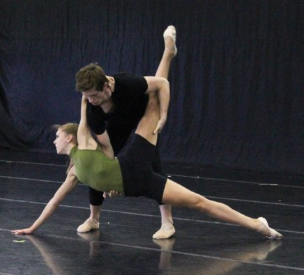 Photos: School of Dance Choreographic Workshop