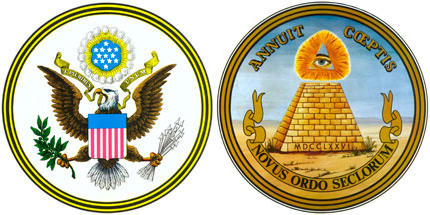 As (un)common as a dollar bill: the Great Seal of the United States