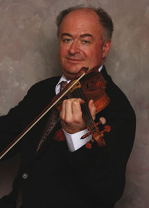 Kaler lets violin speak for itself