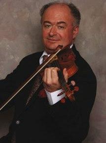 Kaler lets violin speak foritself