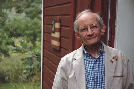 Former Poet Laureate Kooser joins Writers' Center for Week Eightresidency