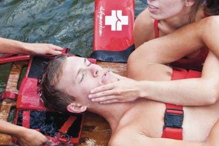 For lifeguards, no news is goodnews