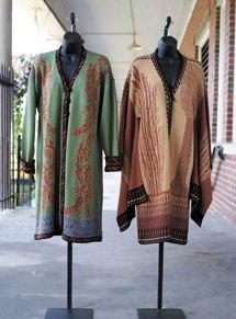 D'Andradé's trunk show exhibits, sells opera-inspiredgarments