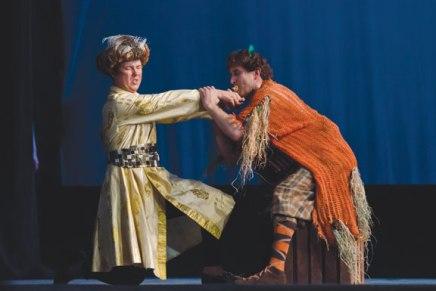 In preparing Opera Scenes program, Studio Artists learn process andproduct