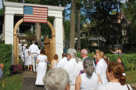 'Pillars of Understanding,' 134 years of tradition support CLSC Class of2012