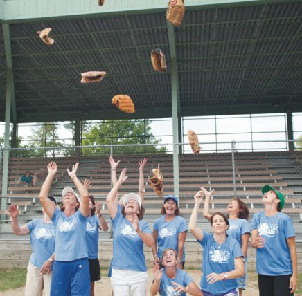 Moms take home third straight softball championship