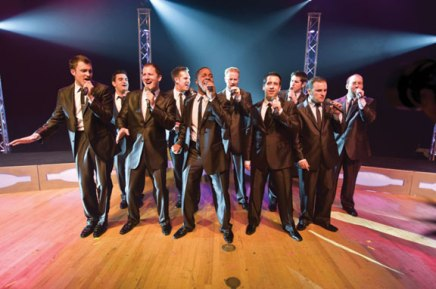 Pitch Perfect: A cappella to be served  'Straight No Chaser'  to Chautauqua audience