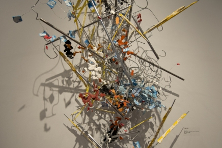 'An object of beauty': Metal, fiber and glass featured in show at Fowler-Kellogg