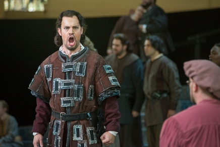 Love and greed: Fair is foul and foul is fair in Chautauqua Opera's 'Macbeth'