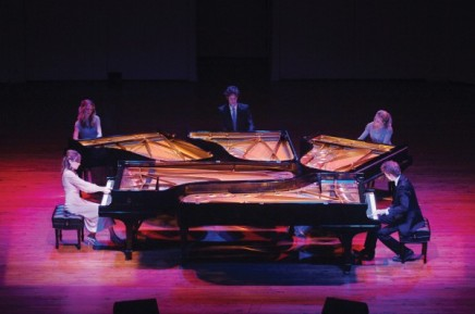 Brawling Browns: Siblings bring Stravinsky's 'The Rite of Spring' to Amp on 100thanniversary