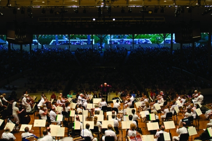Reuniting with sound: Chautauqua Symphony Orchestra opens its 2013 season Saturday evening