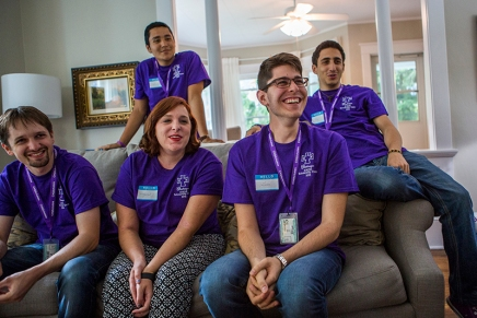 A bigger world: IOKDS scholars experience  Chautauqua for the firsttime