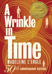 Young Readers time travel with L'Engle's classic 'Wrinkle'