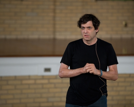 Ariely wows Chautauqua donors during special morning seminar