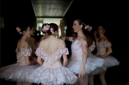 Say 'I do': NCDT, CSO wed movement and music for night of old favorites, classical ballet
