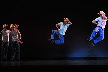 Janes returns to Ballet Across America, from dancer tochoreographer