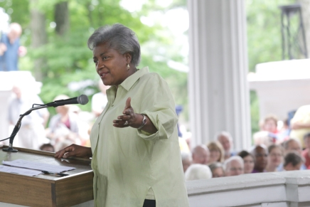 Brazile: 'Political emancipation demands and requires economic emancipation'