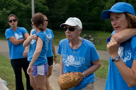 At 80, the Moms' Duryea no charity case