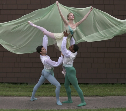 Dance students take stage for first gala of season