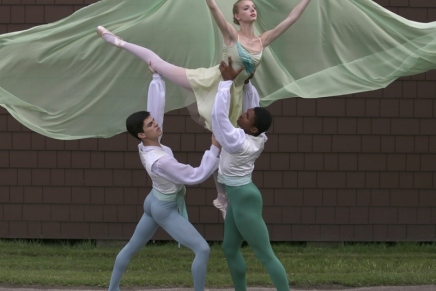 Dance students take stage for first gala ofseason