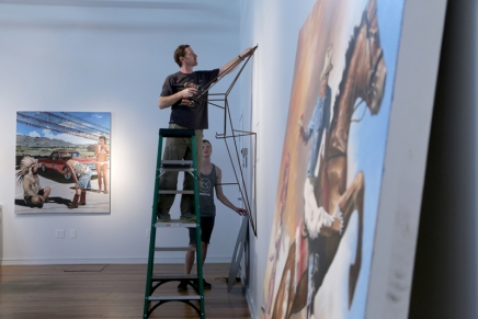 VACI's take on 'Romeo & Juliet': Couples who live, work, exhibittogether