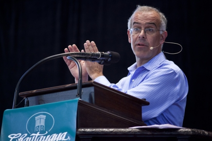 Brooks: Development of internal morals is crucial for today'syouth