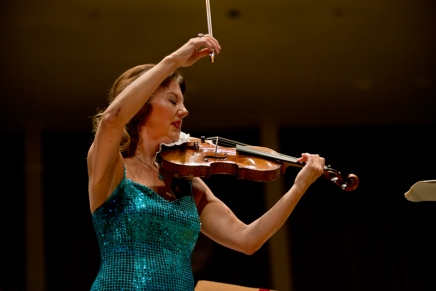 Review — A sonic hope: Domenech, Little, CSO present 'a night for theheart'