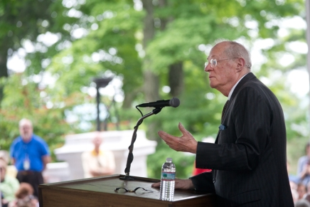 Justice Kennedy: 'We must know our heritage and ourhistory'