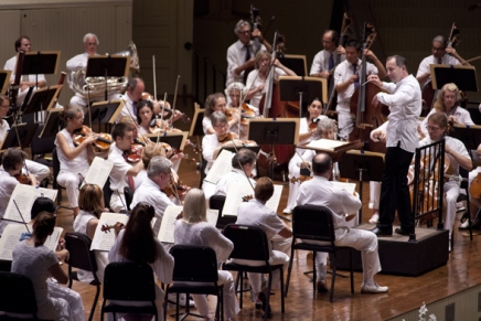 Orchestral snapshots: Merkley joins CSO to celebrate Britten's 100th with 'Young Person'sGuide'
