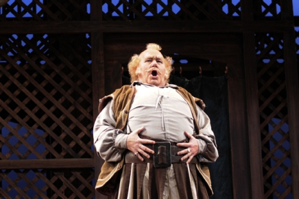 Falstaff: Verdi's brilliant comedy opens on Norton stage tonight