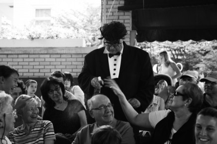 Geist brings 1920s vaudeville back to the stage forFES