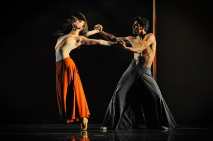 A night of unintentional inspiration: Audience will find its own story in NCDT's annual 'Dance Innovations'