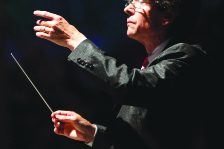 Cooper, CSO perform delicate dance between tempo and expression