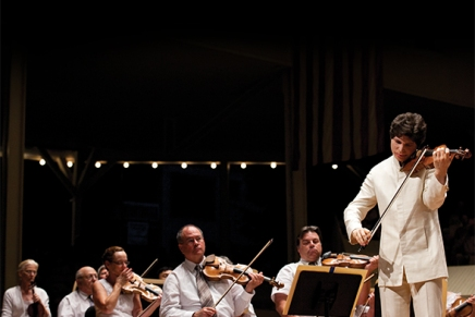 'Something smashing': Hadelich, Domenech join CSO for 'very alive'repertoire
